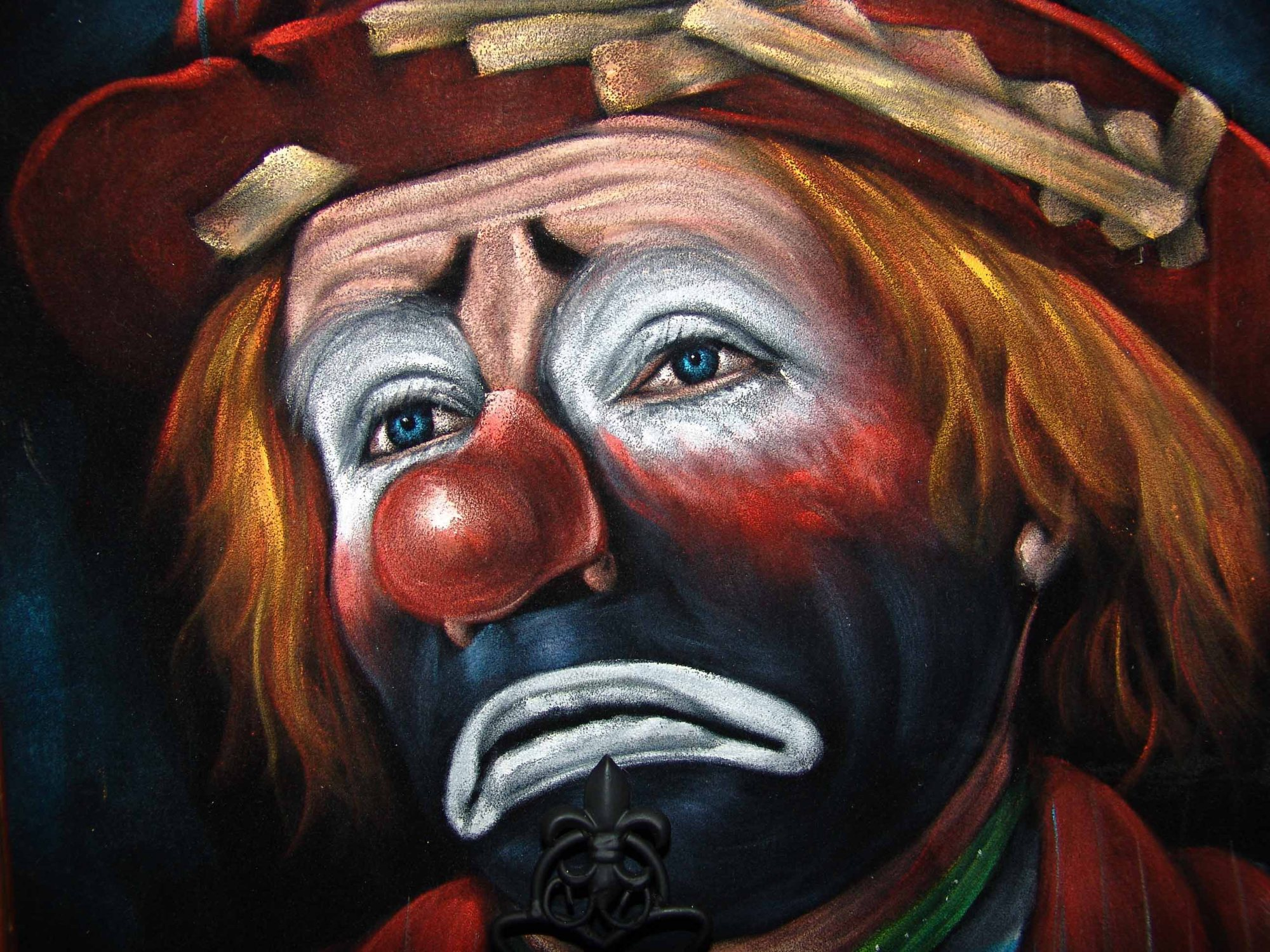 Crying Clown – Sandeep Sharma